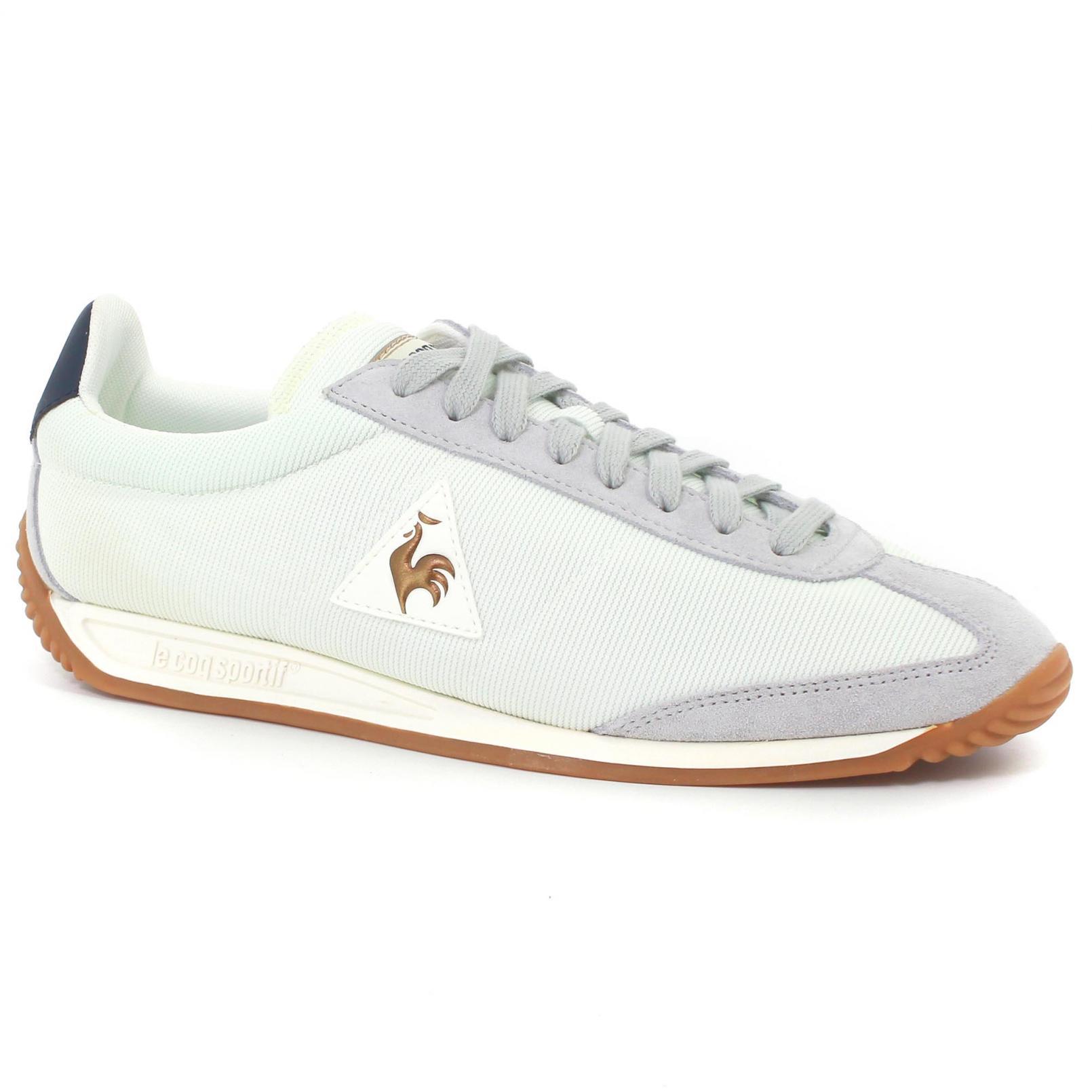 Shoes – Le Coq Sportif Quartz Gum Cream/Grey