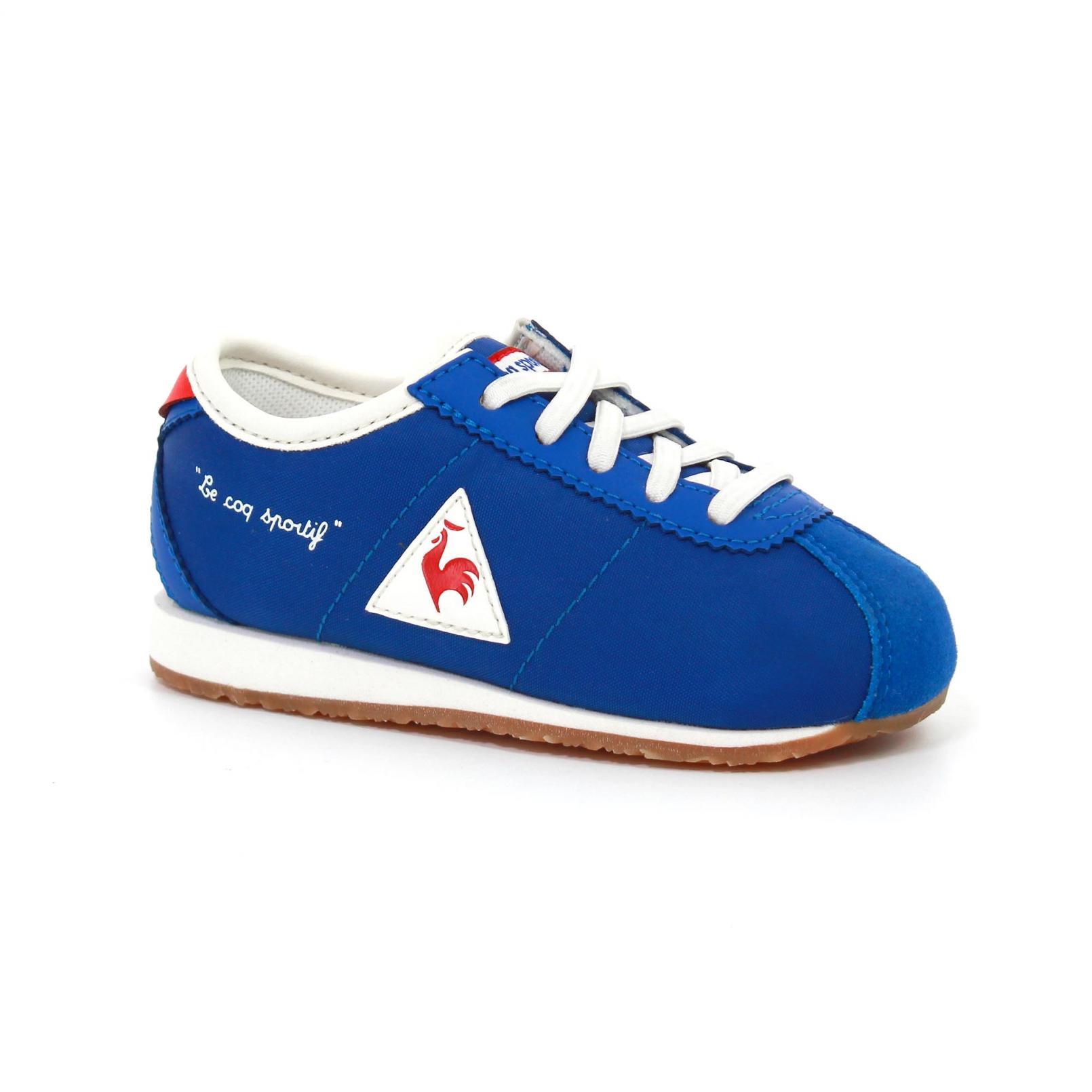 Shoes – Le Coq Sportif Wendon Inf Nylon Blue/Red
