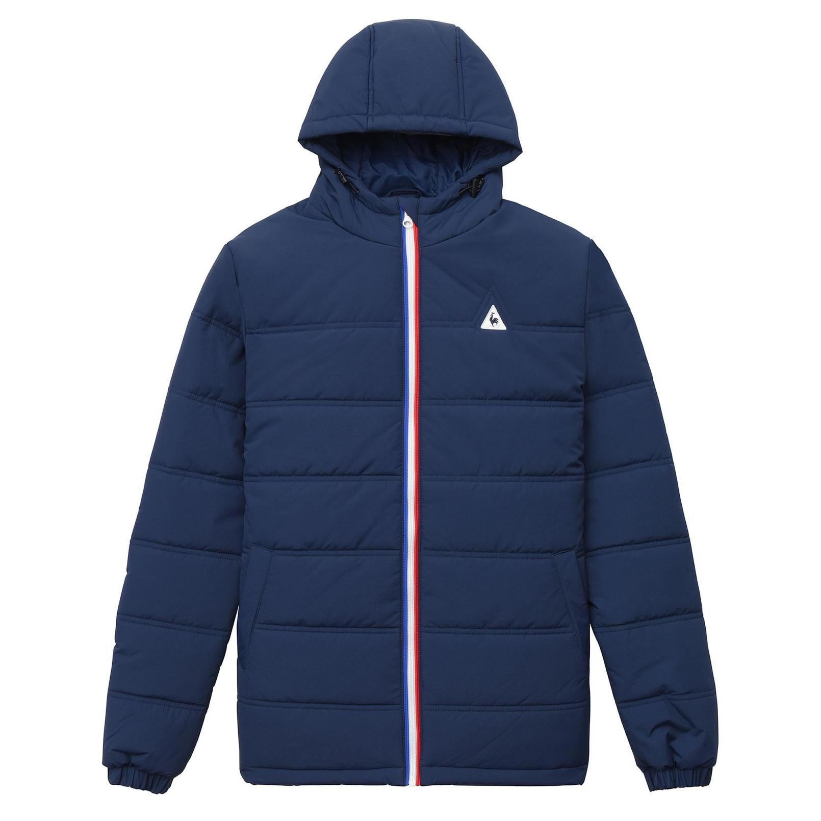 Coats & Jackets – Le Coq Sportif Essentiels Jacket Blue