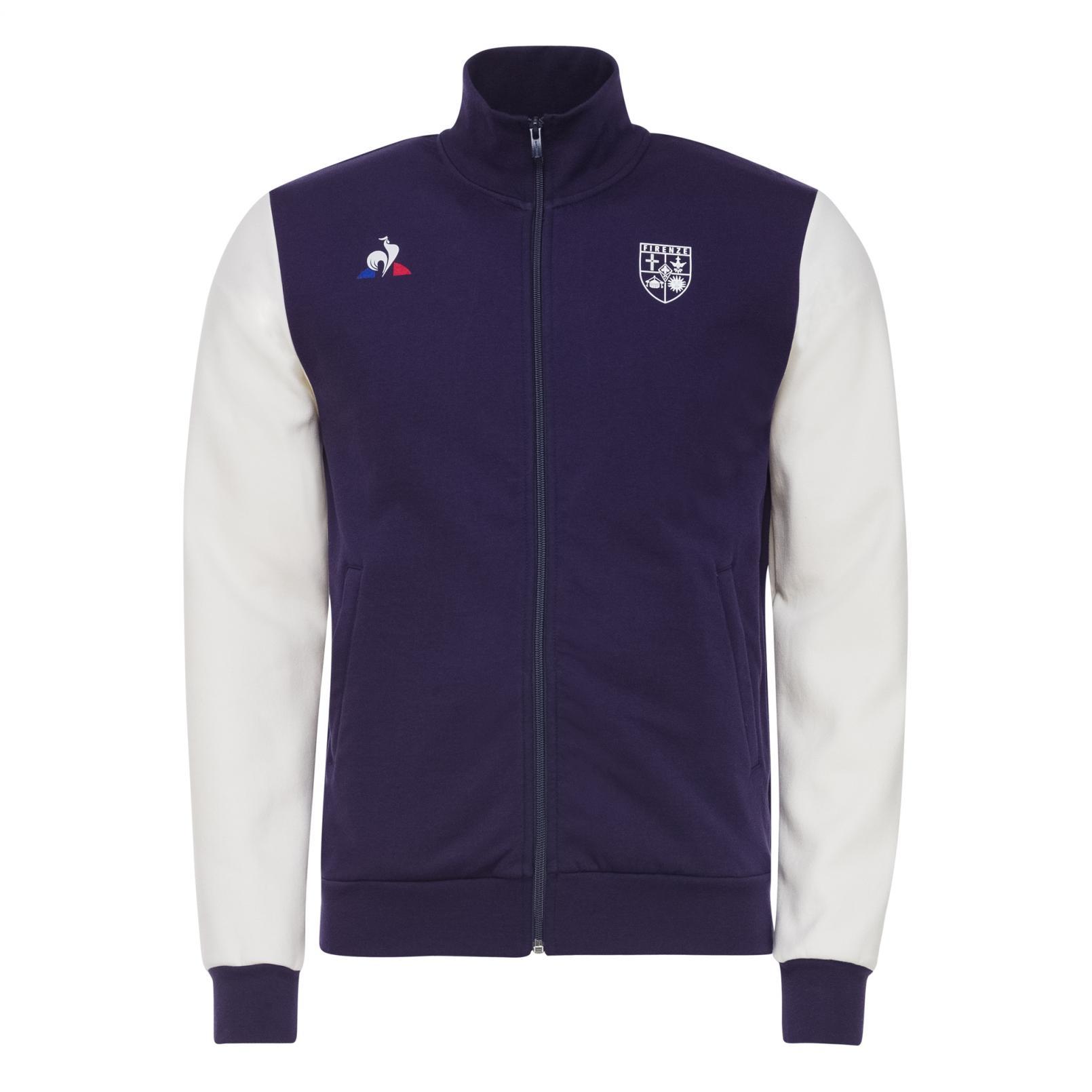 Coats & Jackets – Le Coq Sportif Fiorentina Fanwear Tracktop Purple