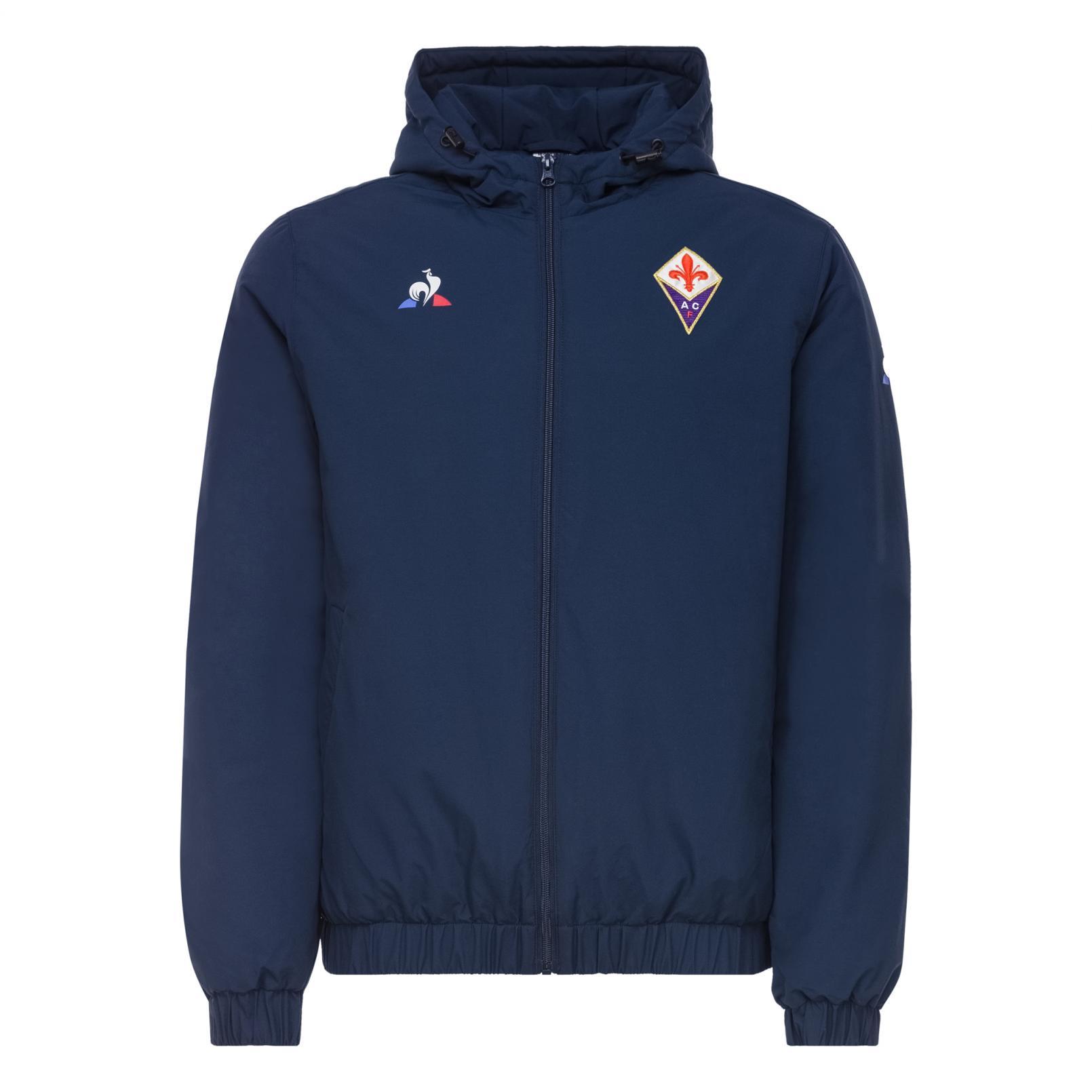 Coats & Jackets – Le Coq Sportif Fiorentina Training Bomber Blue