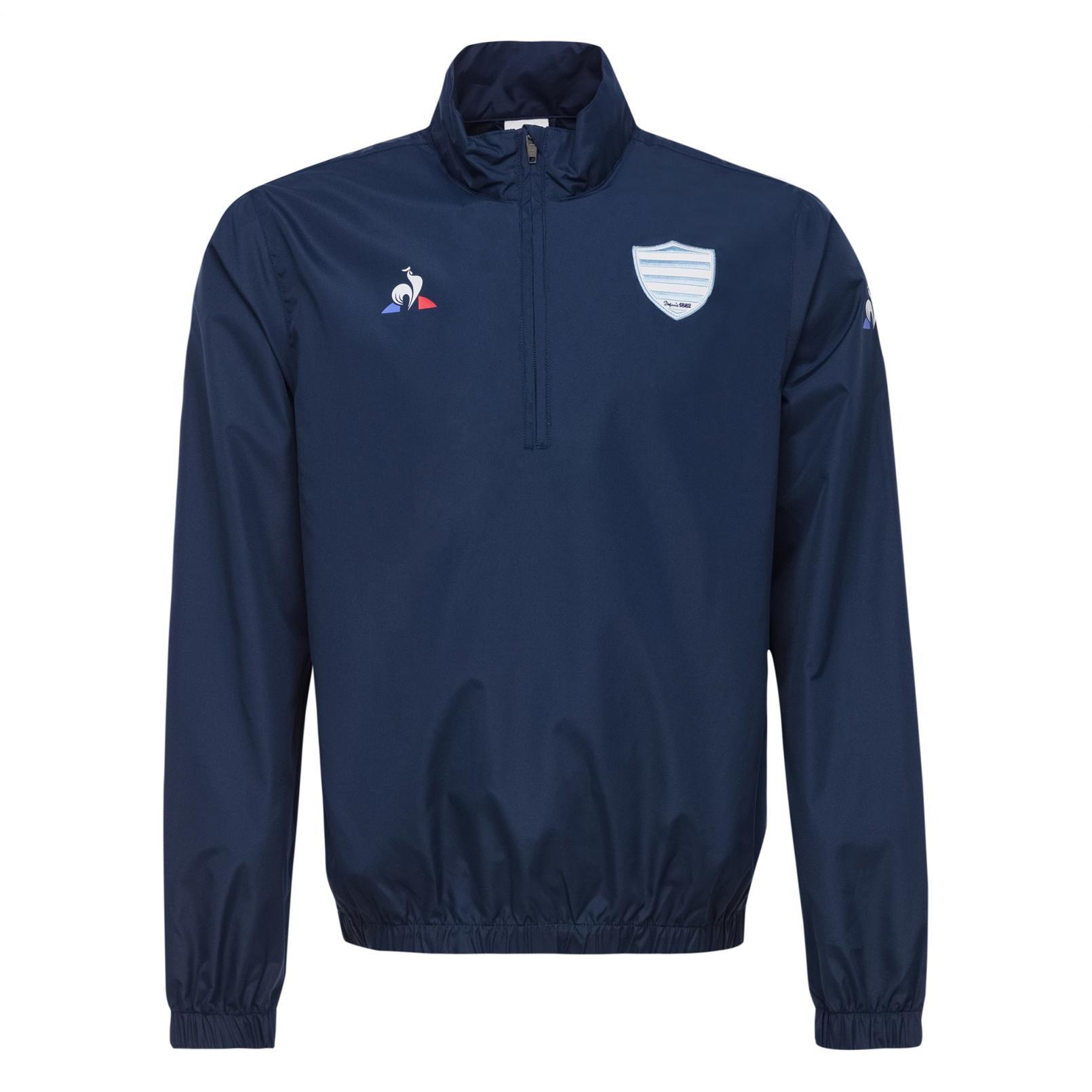 Coats & Jackets – Le Coq Sportif Racing 92 Training Windbreaker Blue