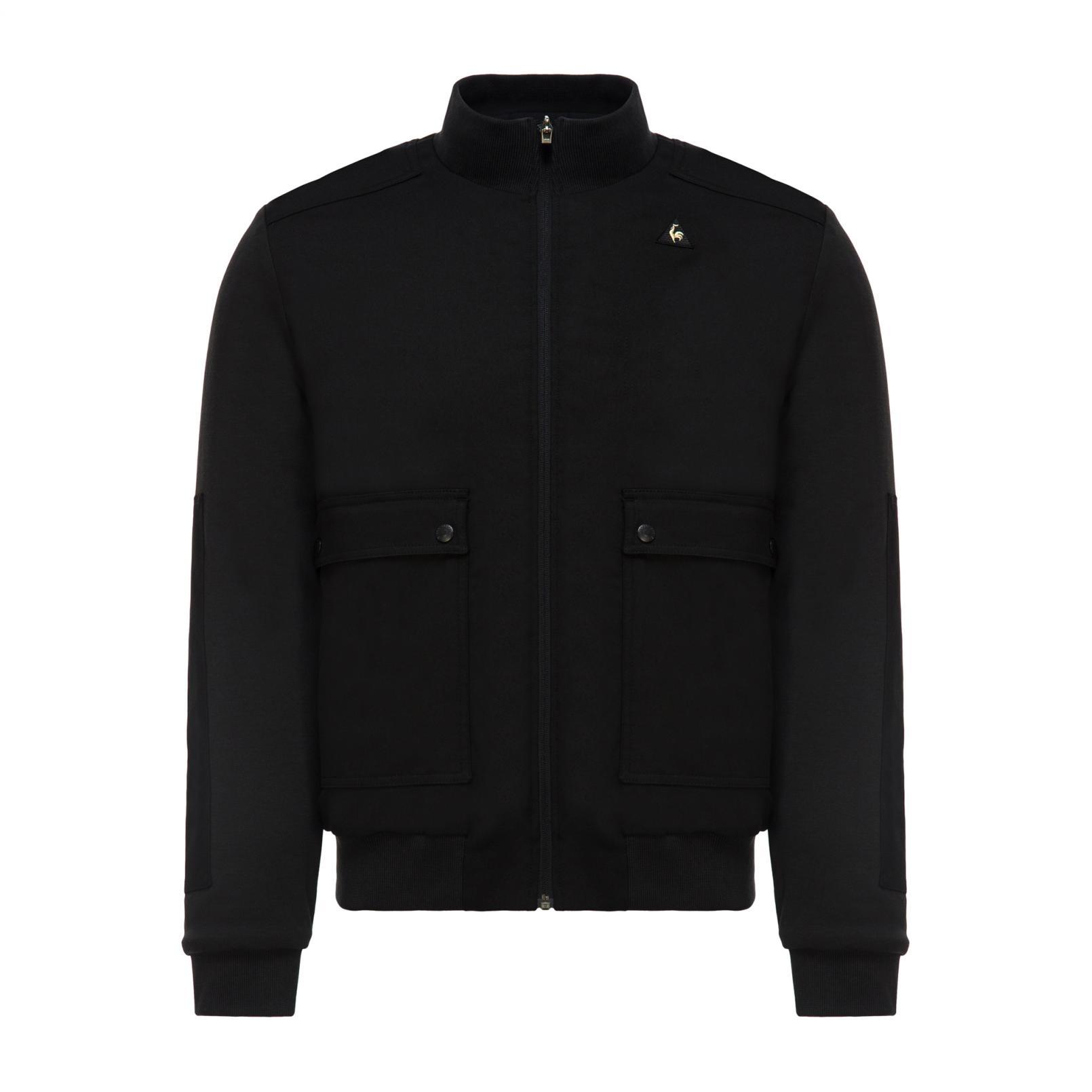 Coats & Jackets – Le Coq Sportif Stadium Bomber Black