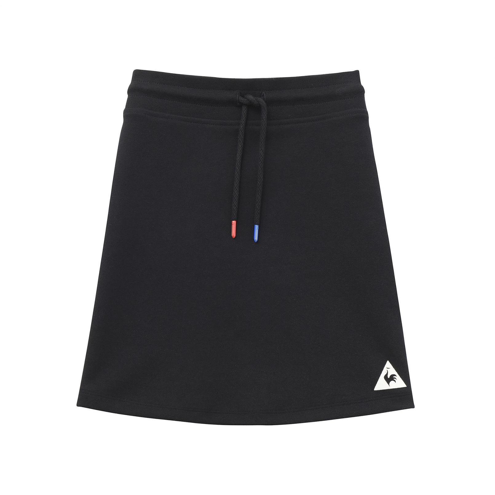 Dresses & Skirts – Le Coq Sportif Tricolore Skirt Black