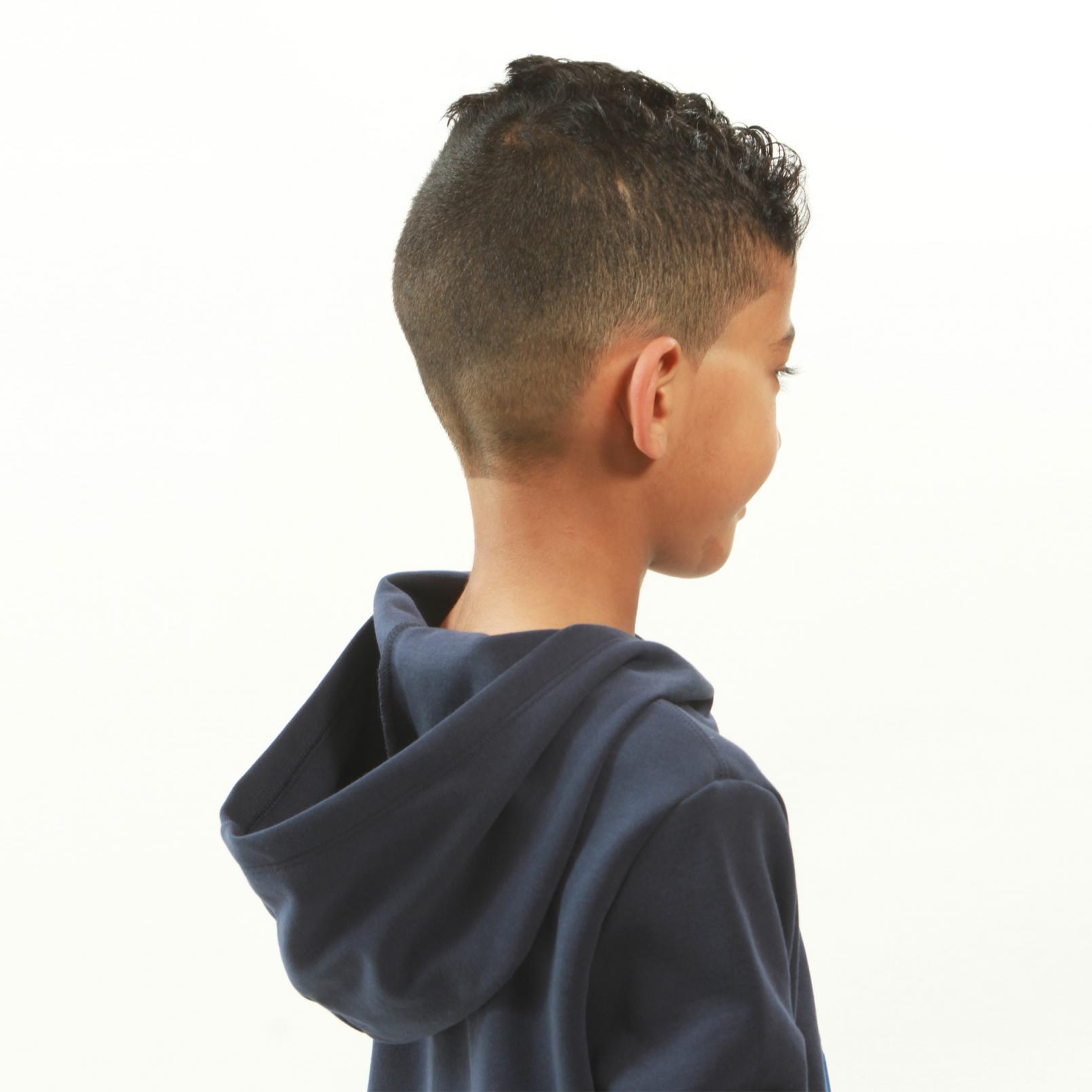 Kids Apparel – Le Coq Sportif Essentiels Full zip hood Blue