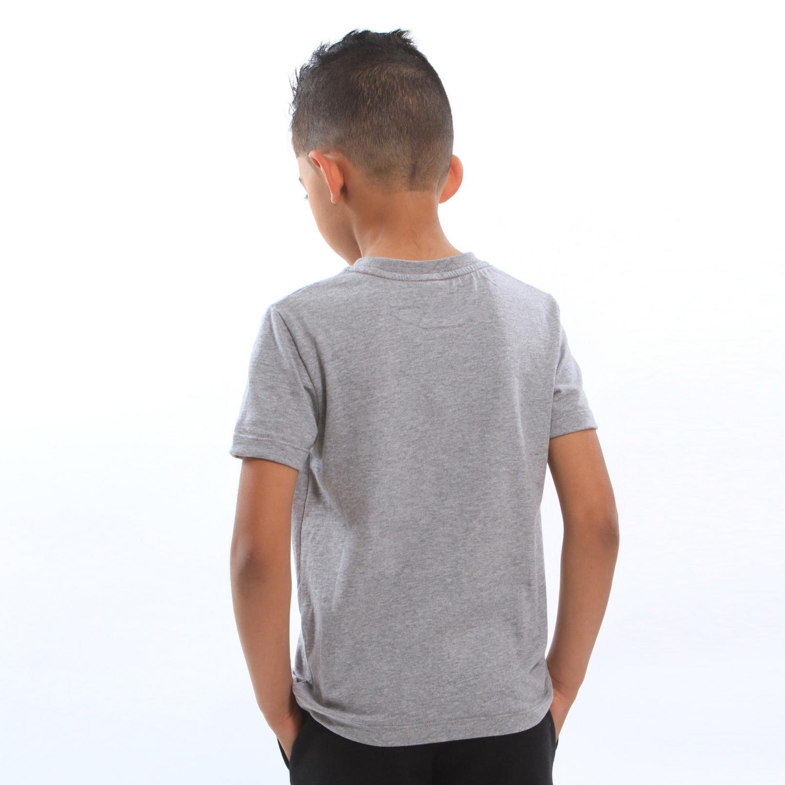 Kids Apparel – Le Coq Sportif Essentiels T-shirt Grey