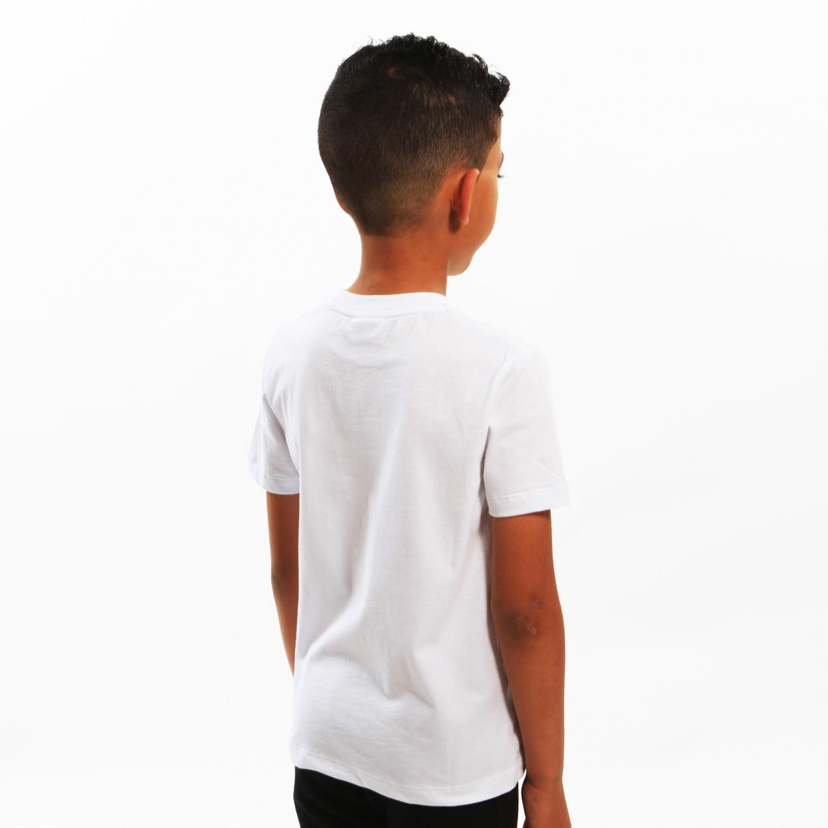 Kids Apparel – Le Coq Sportif Essentiels T-shirt White