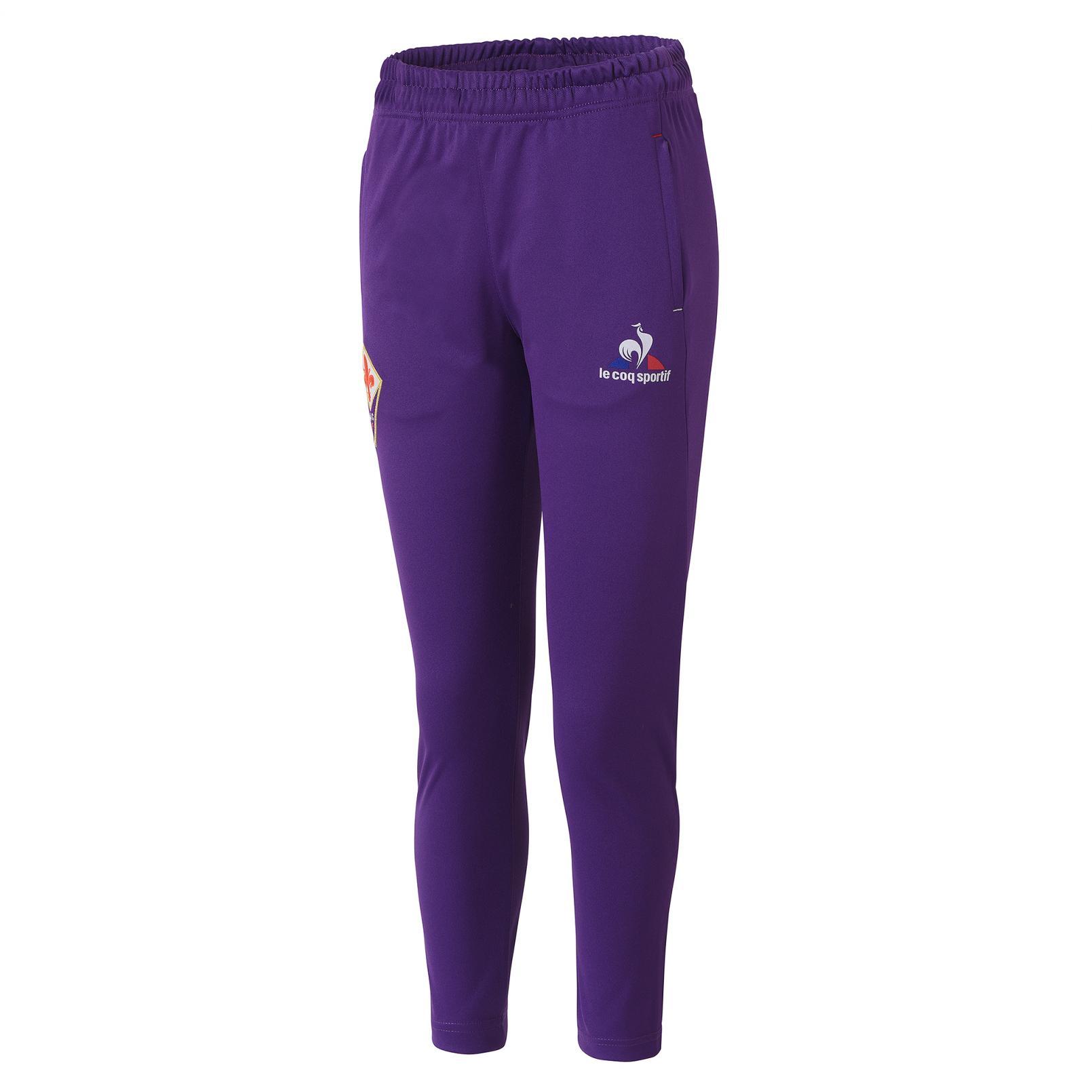 Kids Apparel – Le Coq Sportif Fiorentina Pant Purple