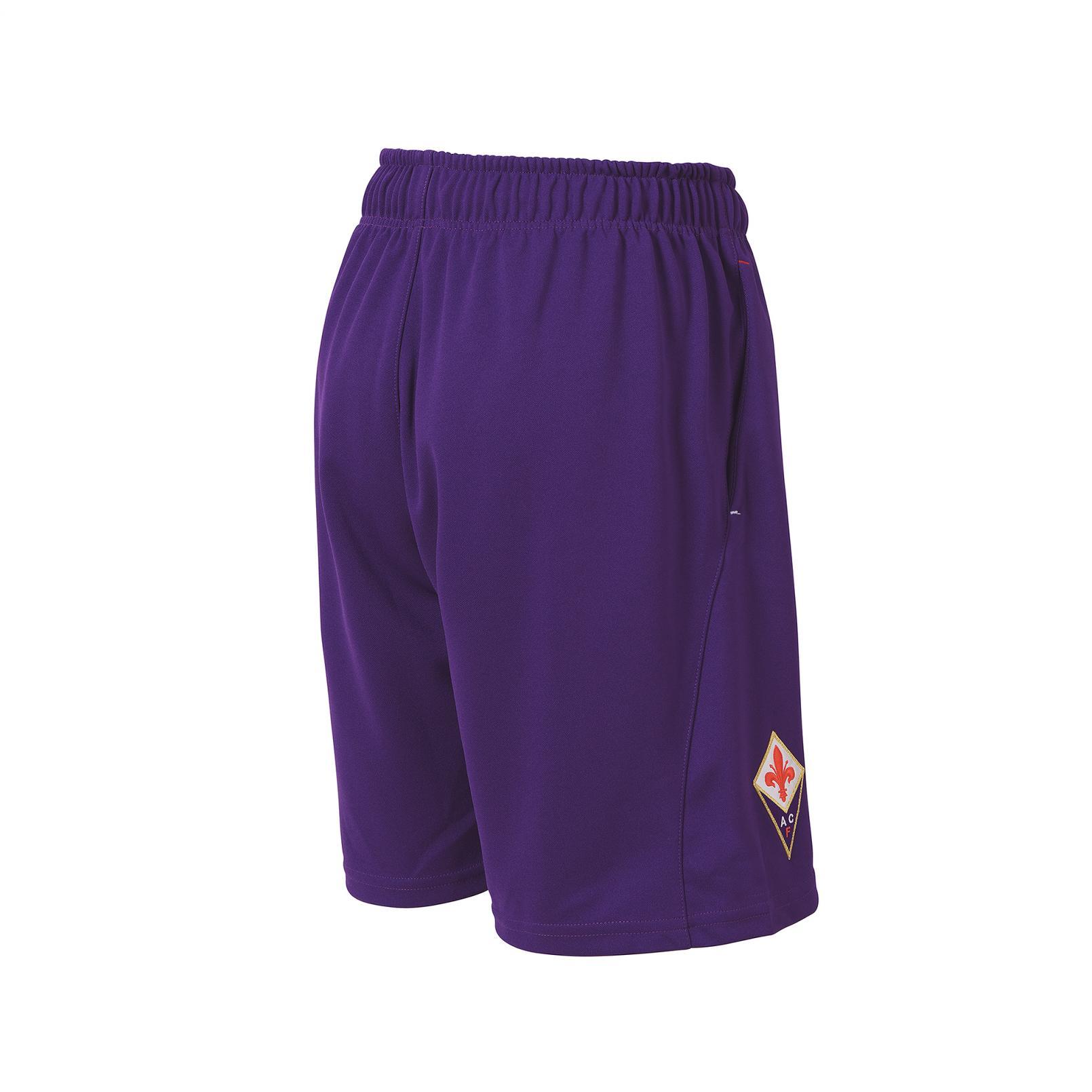 Kids Apparel – Le Coq Sportif Fiorentina Short Purple