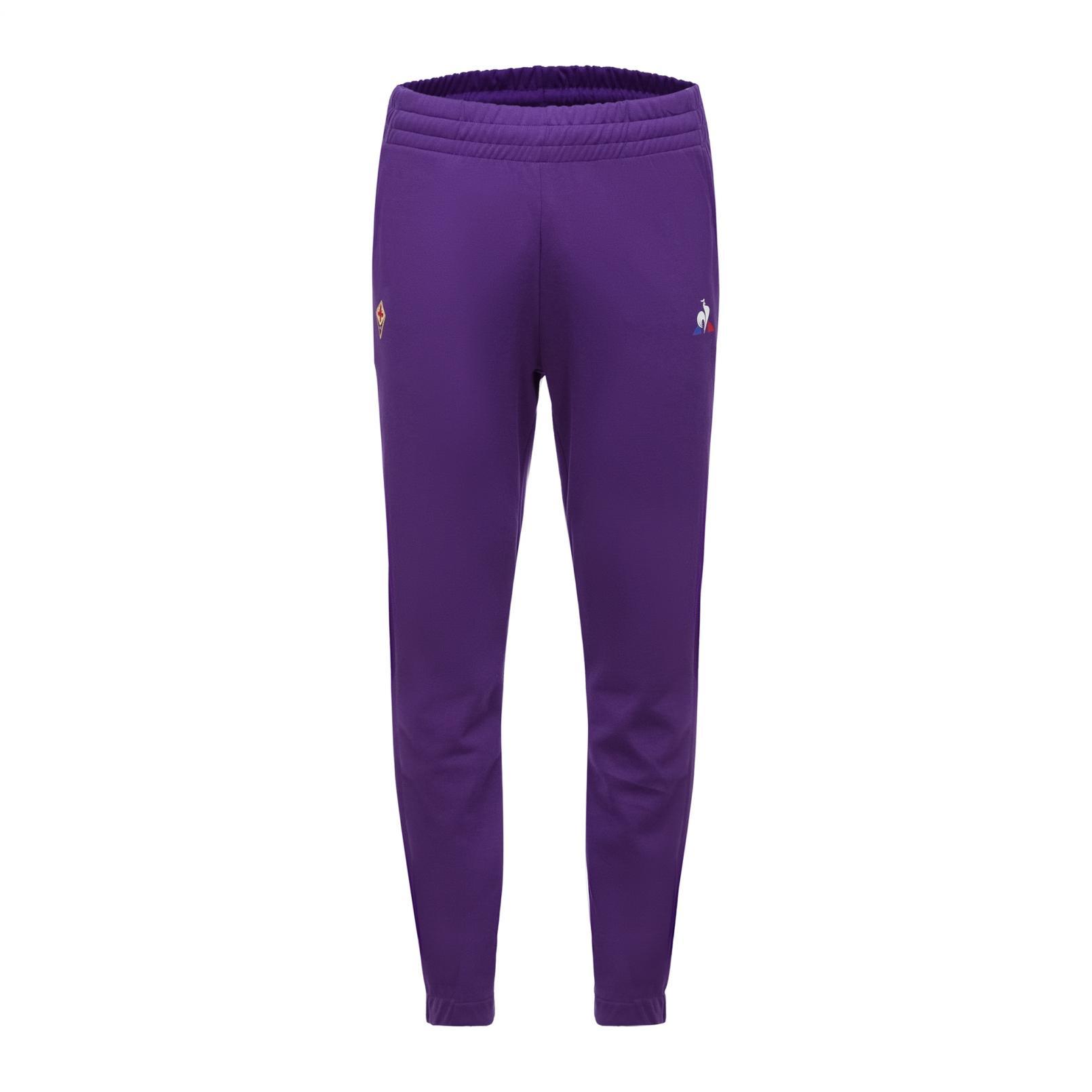 Pants – Le Coq Sportif Fiorentina Pres Pant Purple