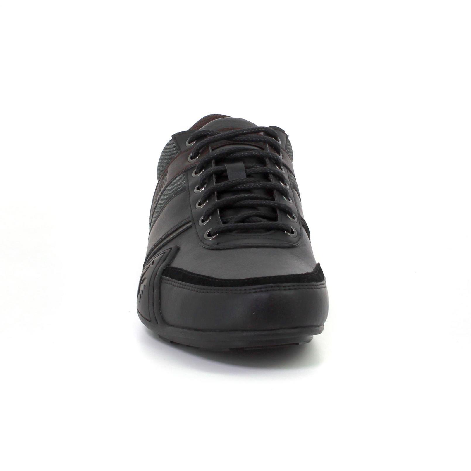 Shoes – Le Coq Sportif Andelot S Lea/2Tones Black/Brown