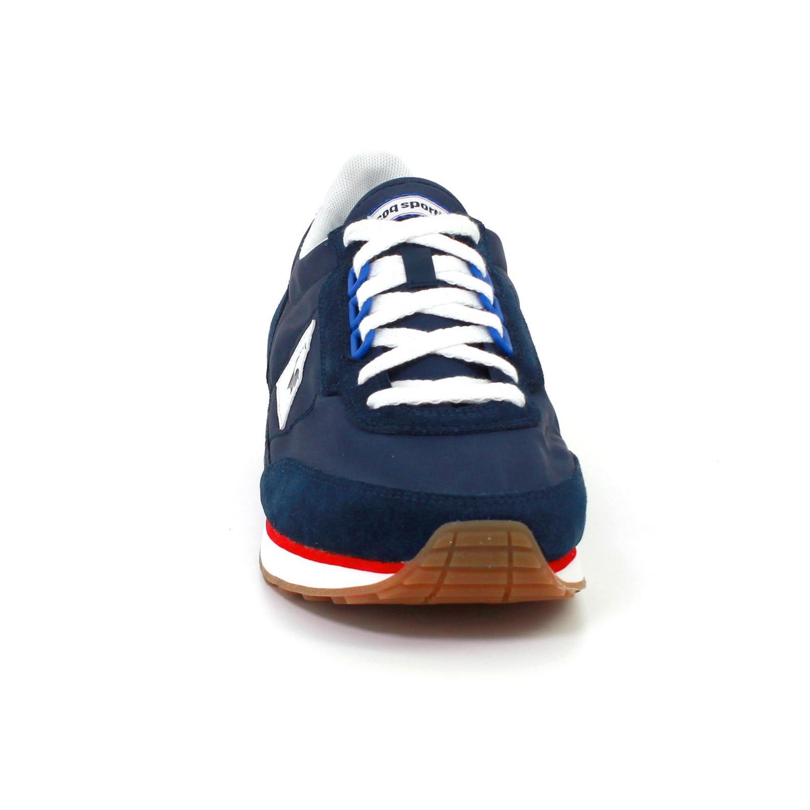 Shoes – Le Coq Sportif Azstyle Gum Blue/Red