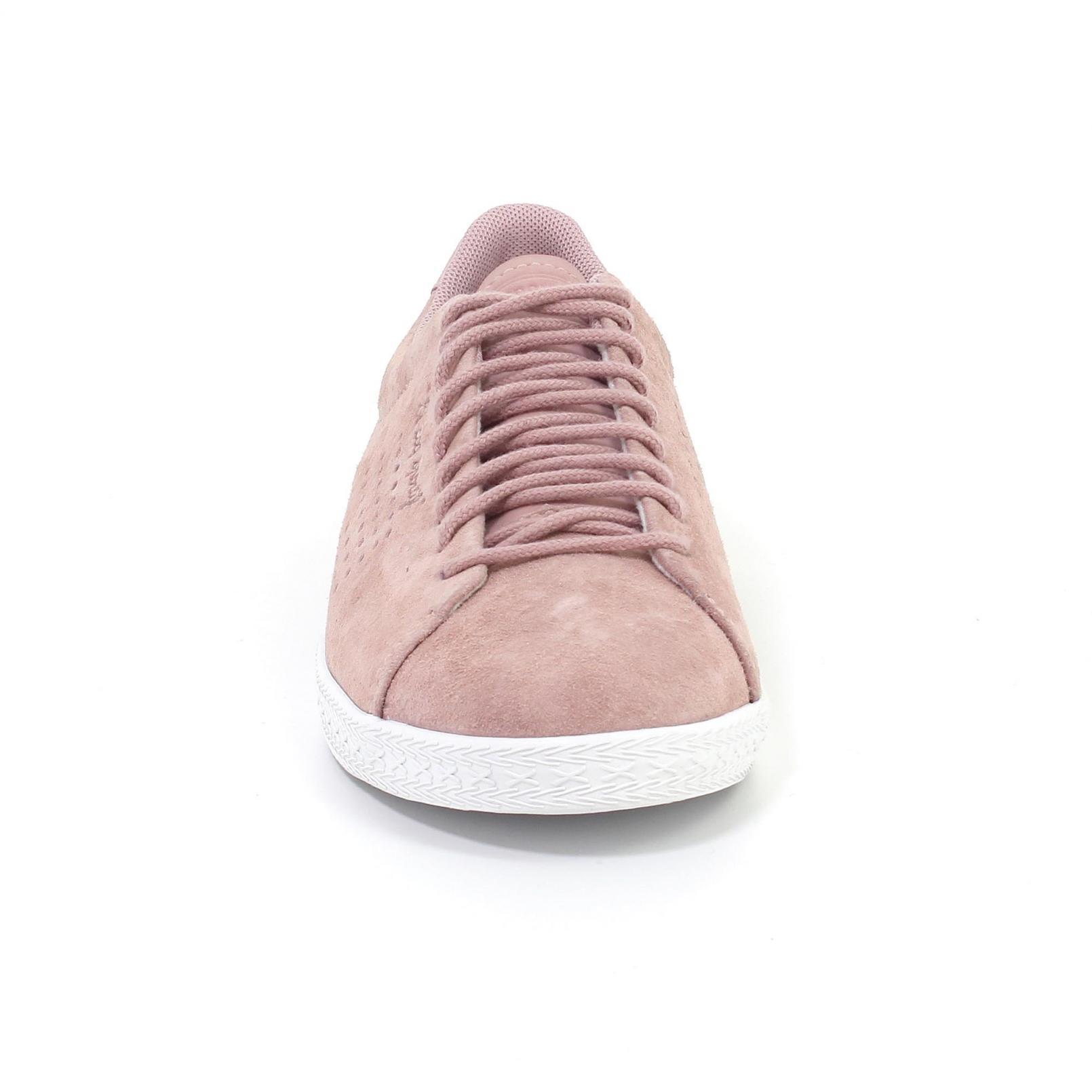 Shoes – Le Coq Sportif Charline Nubuck Pink/Pink