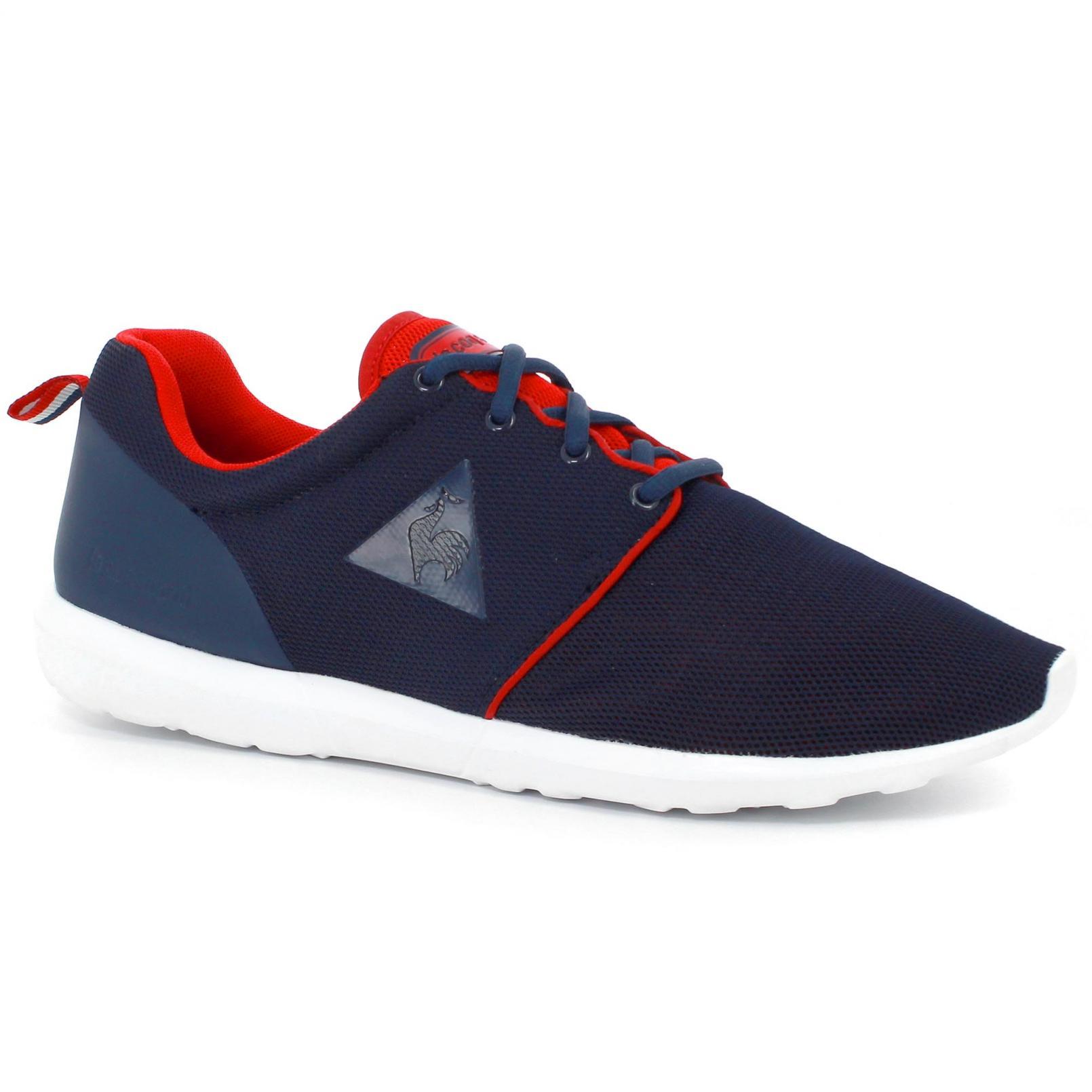 Shoes – Le Coq Sportif Dynacomf Mesh Blue/Red