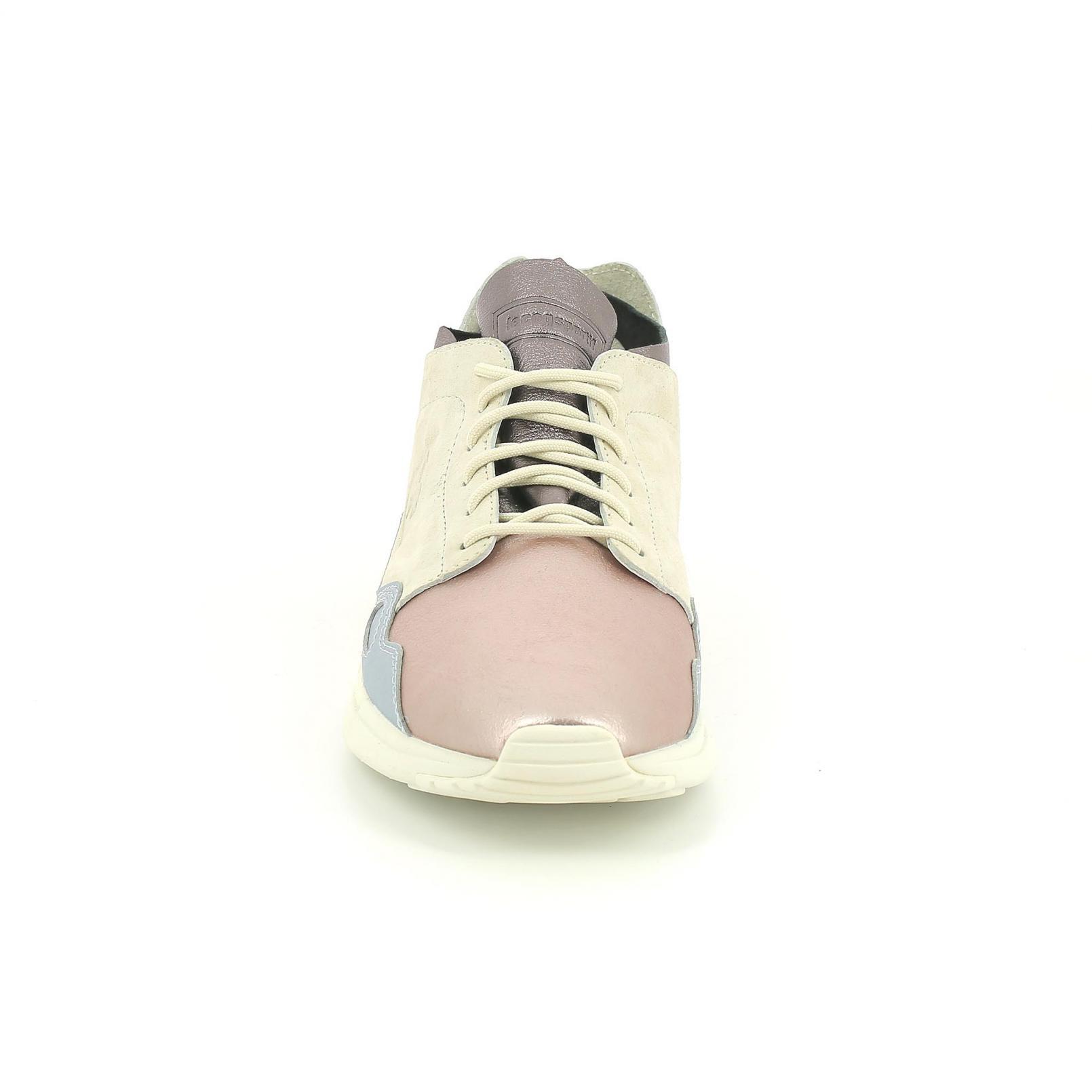 Shoes – Le Coq Sportif Lcs R Flow W Metallic Leather Mix Multicolored