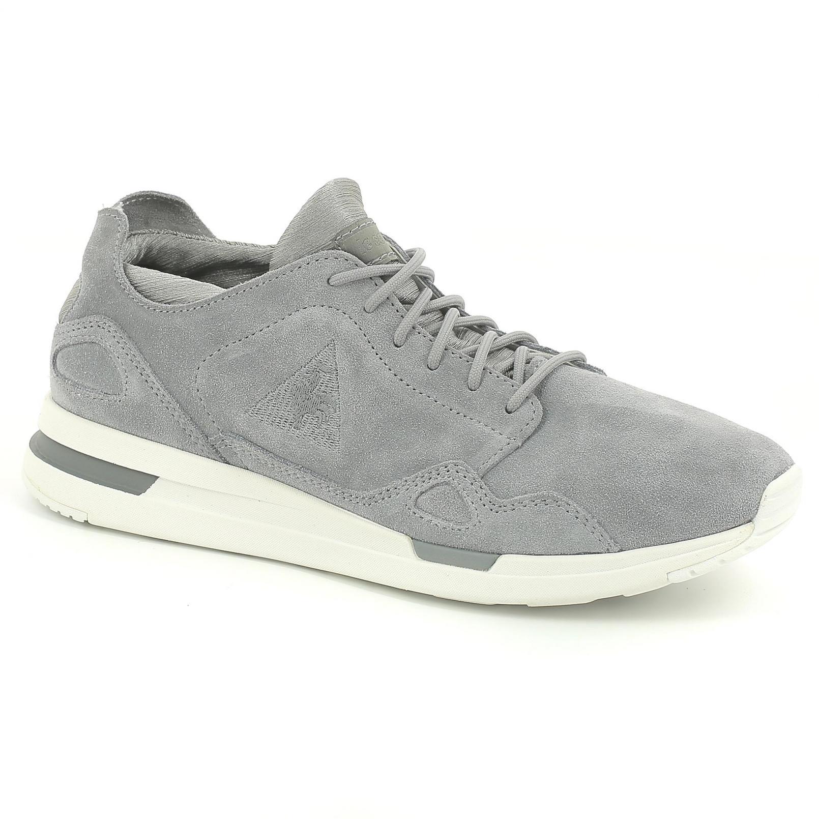 Shoes – Le Coq Sportif Lcs R Flow W Suede/Satin Grey
