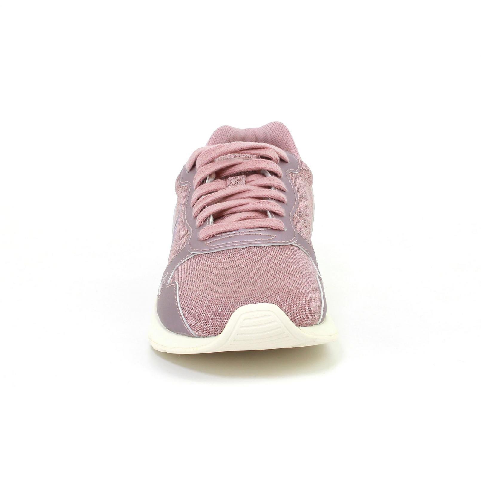 Shoes – Le Coq Sportif Lcs R600 Gs Feminine Mesh/Metallic Pink/Pink