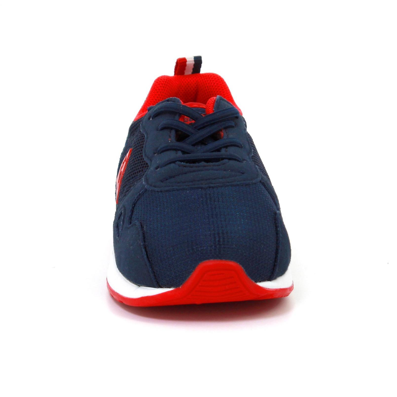 Shoes – Le Coq Sportif Lcs R600 Inf 3D Mesh Blue/Red
