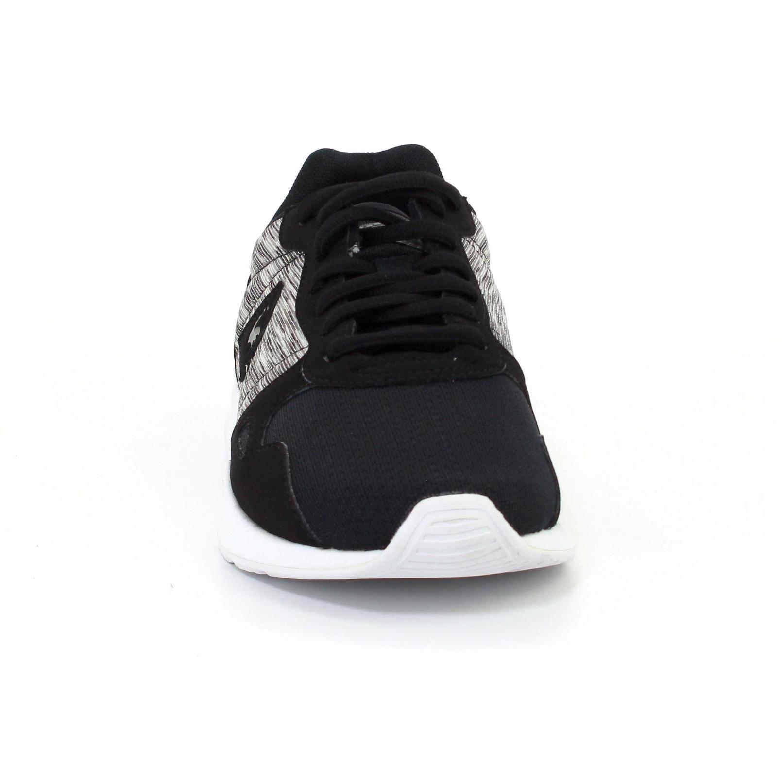 Shoes – Le Coq Sportif Lcs R600 W Jacquard Glitter Black