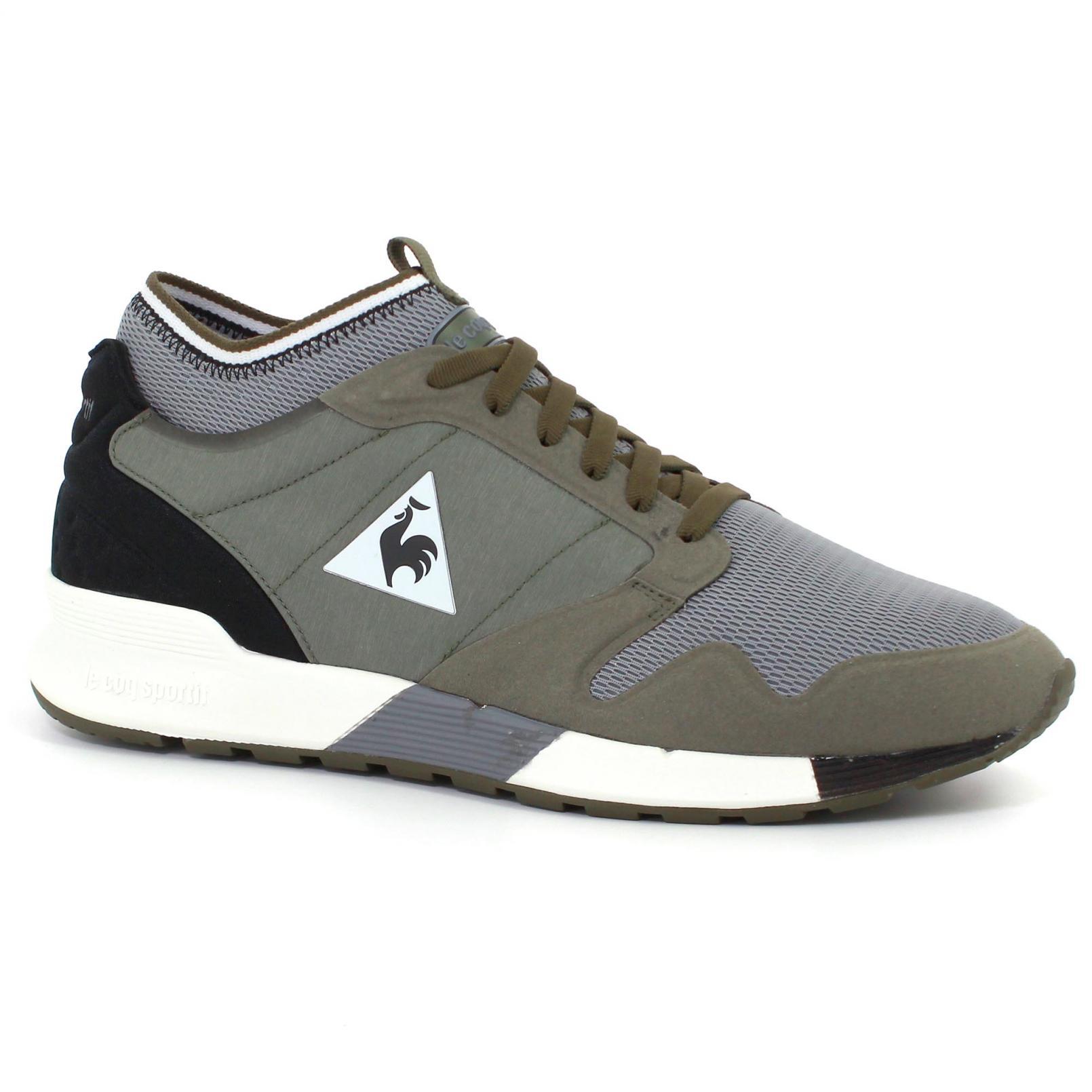 Shoes – Le Coq Sportif Omicron Techlite Green/Black