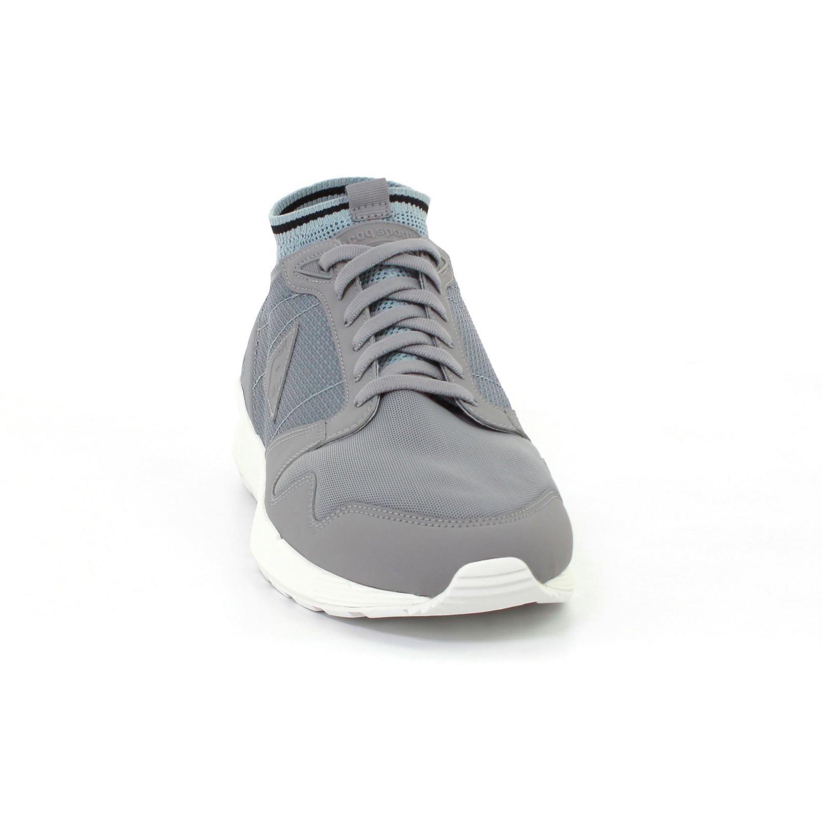 Shoes – Le Coq Sportif Omicron Triple Reflective Grey