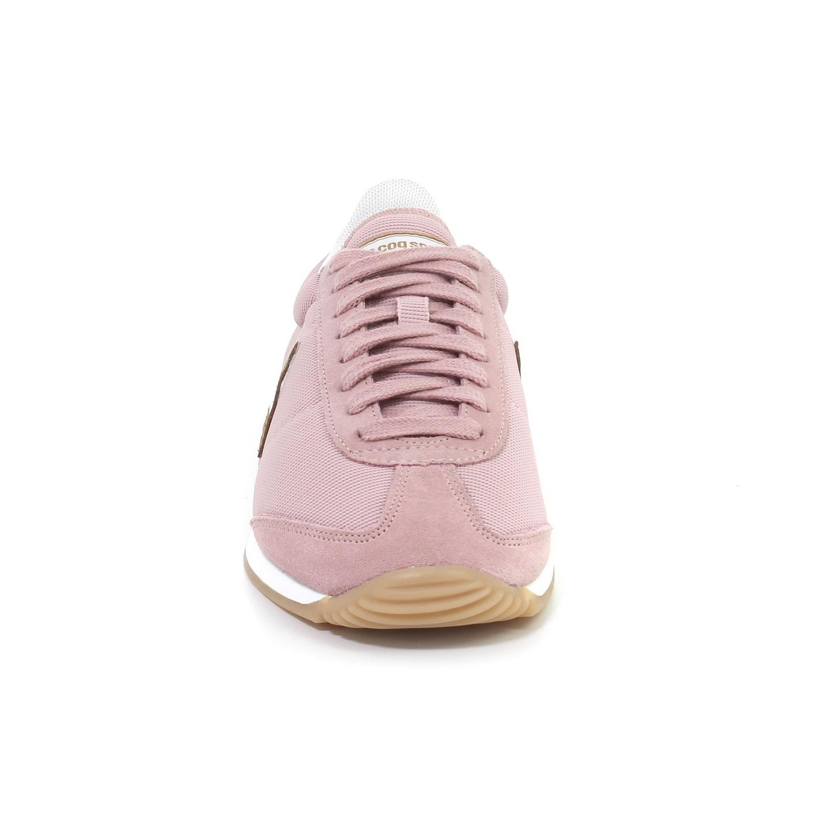 Shoes – Le Coq Sportif Quartz W Nylon Pink/Pink