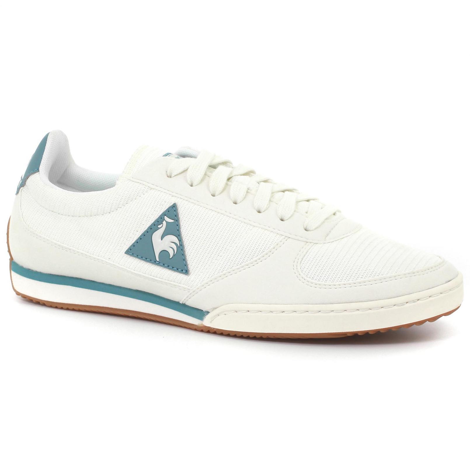 Shoes – Le Coq Sportif Volley Gum Cream/Light Blue