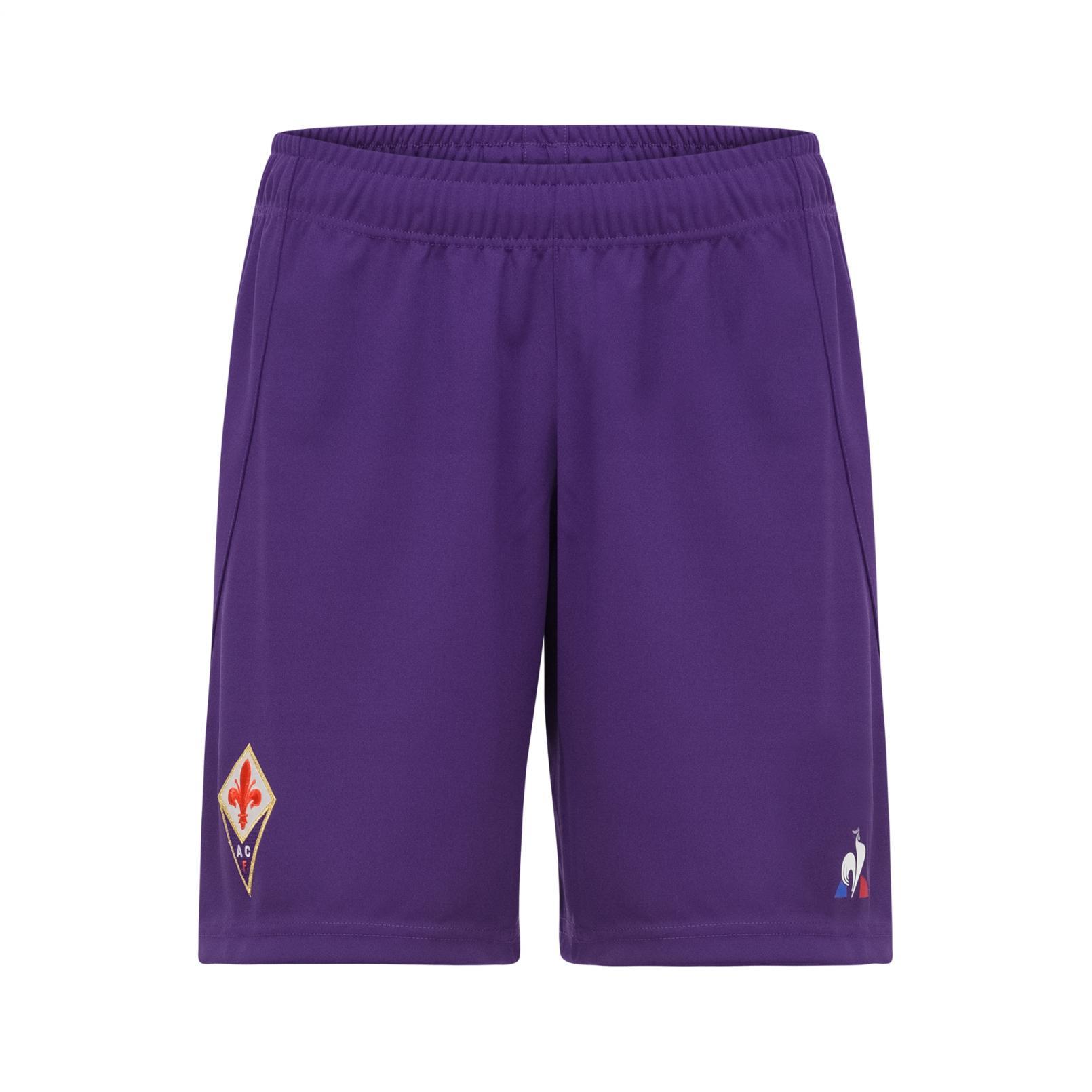 Shorts – Le Coq Sportif Fiorentina Training Short Purple