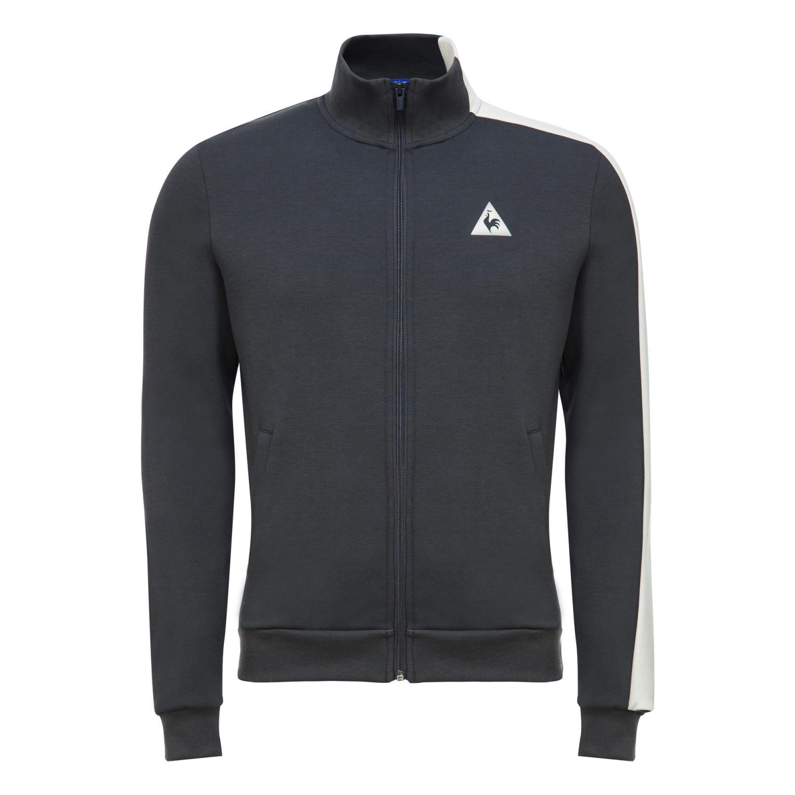 Sweat tops – Le Coq Sportif Full Zip Sweatsthirt Essentiels Multicolored
