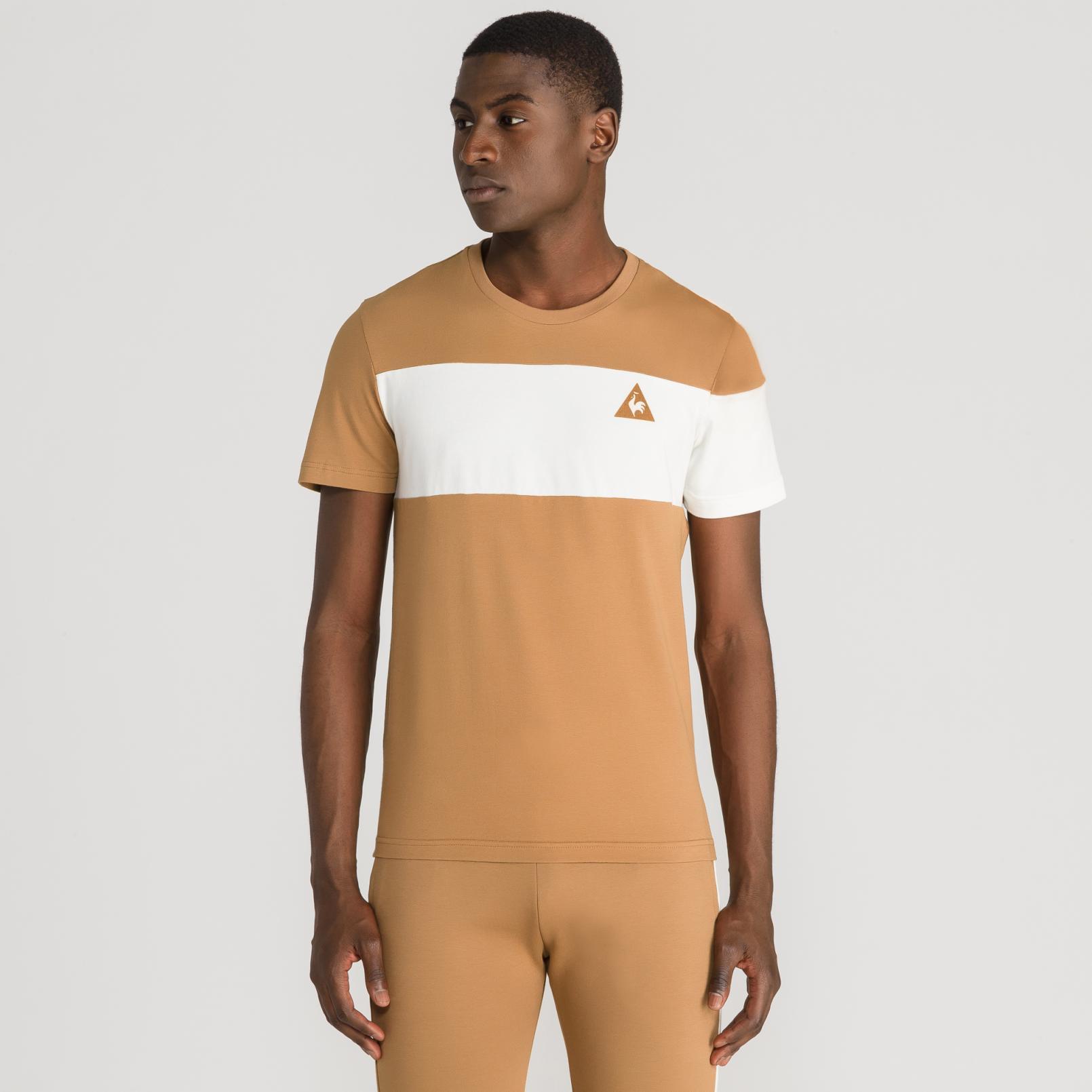 T-shirts – Le Coq Sportif T-Shirt Essentiels Multicolored